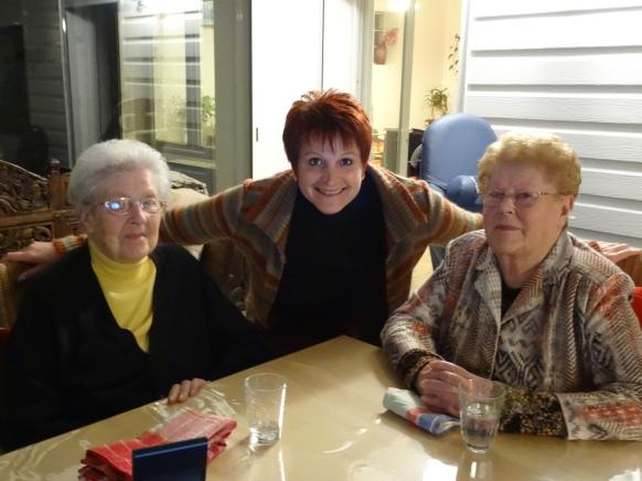 personnes âgées , d'accueil personnes âgées , bécourt