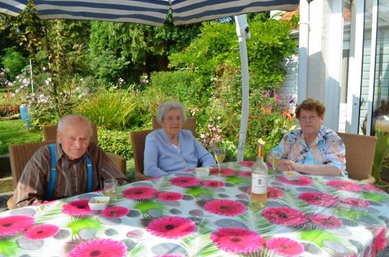 famille d'accueil , personnes âgées , bécourt , pas de calai