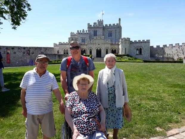 famille d'accueil personne âgée , bécourt , pas de calais