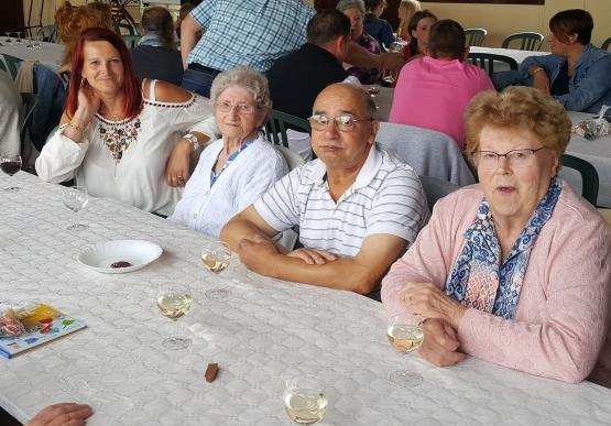 famille d'accueil , personne âgée , bécourt , pas de calais