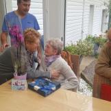 famille d'accueil , personnes âgées ; bécourt , pas de calais