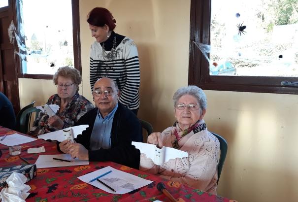 famille d'accueil , pas de calais , personnes âgées , becourt