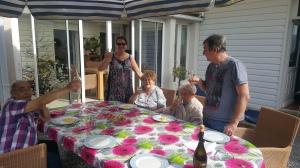 famille d'accueil , personnes âgées, bécourt , pas de calais