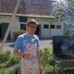Barbecue de Pâques