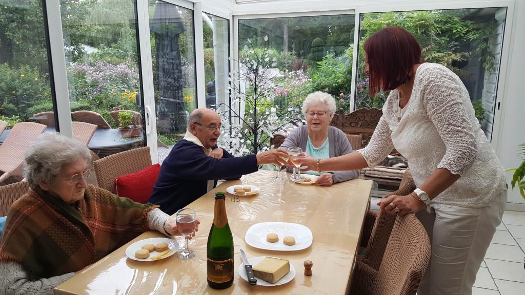 famille d'accueil personnes âgées , bécourt pas de calais