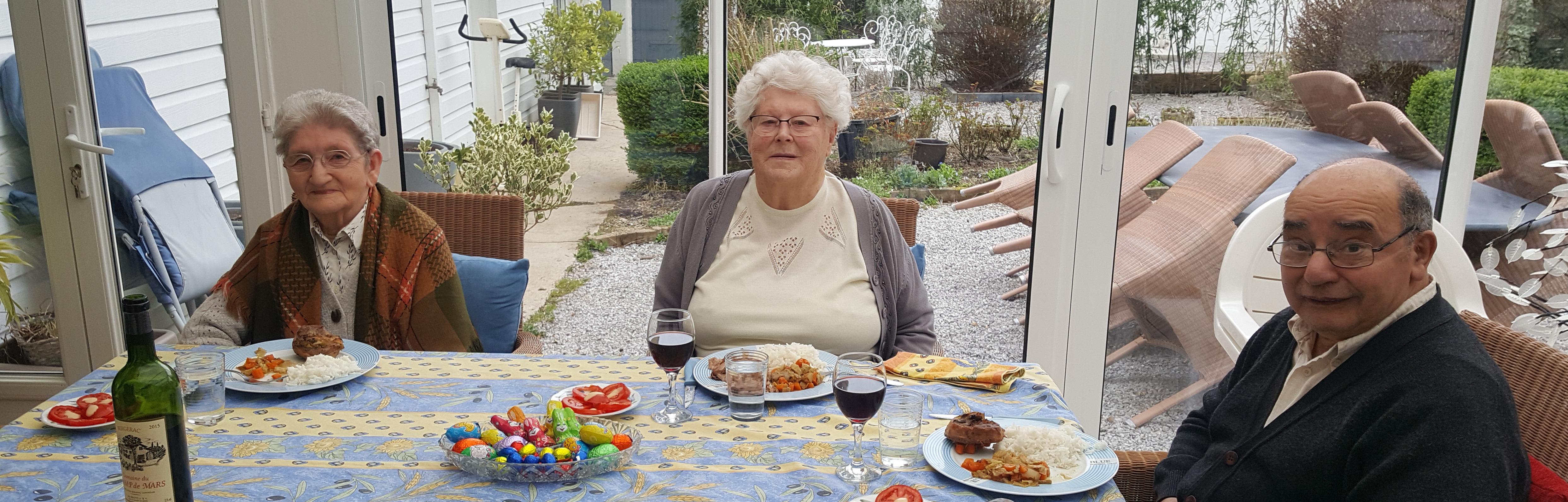 famille d'accueil , personne âgées , bécourt , pas calais